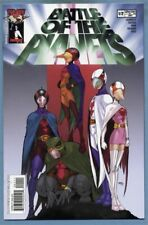 Battle of the Planets #1/2 (2002 Image [Top Cow]) G-Force - 2nd Print Variant