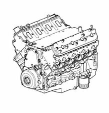 Chevrolet GM OEM 07-13 Corvette-Engine 7.0L (LS7) 19303238