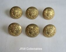 Brass Infantry 1940s Collectable Badges & Patches
