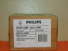NEW OEM PHILIPS LCA 3118 BSURE 150W PROJECTOR BULB LC 3135, LC 3141, LC 3142, XC