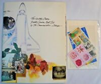Sealed 1981 Mint Set Commemorative USPS Souvenir Album with Stamps Free Shipping