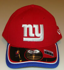 New Era Hat Cap NFL Football New York Giants Reverse 39THIRTY L/XL Flex Fit
