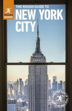 The Rough Guide to New York City (Travel Guide)9780241306338 Paperback Brand New