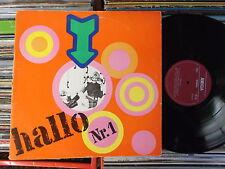 HALLO NR.1  DDR AMIGA LP: NAUTIKS PANTA RHEI PUHDYS JOCO DEV SEXTETT (855331)