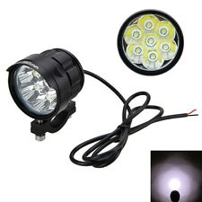 70W 7x XM-L T6 7000LM LED Motorcycle Boat Spot Driving Headlight Fog Light Lamp