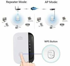 Popular 300Mbps Wifi Repeater Wireless N 802.11 EU Plug Router Signal HU