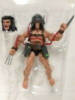 IN STOCK! X-Men Marvel Legends Caliban WOLVERINE Weapon X LOGAN Action Figure 6""