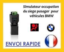 Seat Occupancy Mat Bypass Emulator For BMW E46E36E38E39Z3X5-E53 Airbag Sensor