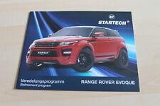 129251) Land Rover Evoque - Startech - Prospekt 02/2013