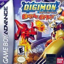Digimon Battlespirit - Game Boy Advance Gba Sp DS