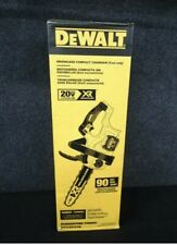 """New DeWalt DCCS620B 20V Max Cordless Compact Chainsaw, 12"""" Bar/Chain, Tool Only*"""