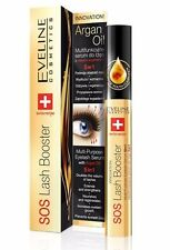 89,90EUR/100 ml EVELINE Eyelash growth SOS LASH BOOSTER Argan oil 5-in-1 Serum