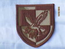 16th Air Assault Brigade, kaki, sans velcro/velcro, trf, patch, insigne, brodés
