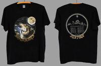 Jerry Garcia Band Vintage 1993 Tour T-Shirt Grateful Dead Reprint Rare US Size
