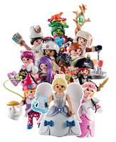 Playmobil Figurine Serie 17 Femme Personnage + Accessoires Modèle au Choix 70243