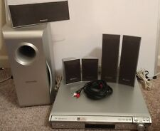 Panasonic SA-HT441 Surround Sound Theater System w/ speakers & Cables