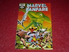 [BD COMICS MARVEL USA] MARVEL FANFARE # 3 - 1982