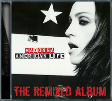 Madonna American Life Remixed CD