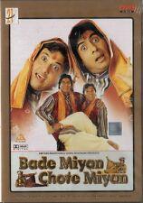 BADE MIYAN CHOTE MIYA - 21ST CENTURY BOLLYWOOD DVD - Amitabh Bachchan, Govinda.