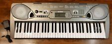 Yamaha EZ-250i 61-Key Portable Keyboard - Tastiera didattica con tasti luminosi