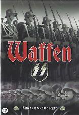Waffen SS   Nieuwe dvd in seal.  WO II (War, Oorlog, Documentaire)