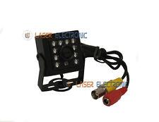 Micro Telecamera CCD Effio Sony 700TVL Visione Notturna con Led Invisibili 940nm
