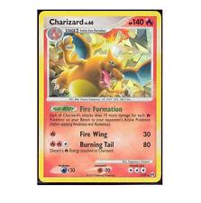 CHARIZARD LV.60 1/99 Ultra Rare Holo Foil 3D Promo Pokemon Card