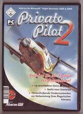 Privat Pilot 2 ADDON für Simulator 2004/2002 Pc Spiel