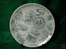 Vintage Collectible West Vriginia State Plate