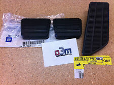 Chevrolet GMC Truck SUV Manual Trans Gas / Brake / Clutch PEDAL PADS new OEM