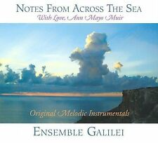 Notes From Across the Sea 2009 by music by Ann Mayo Muir -exlibrary-