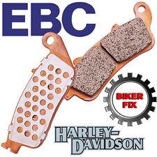Harley Davidson FLHXXX Street Glide Trike 10-11 Front Disc Brake Pad FA409HH*