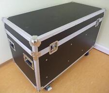 FLYHT Universal Flight Case II, 120cm avec Roulettes et Sections Flightcase NEUF