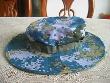07's series China Pla Navy Marines Digital Camouflage Boonie Hat