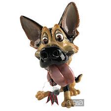 Little Paws Saskia The German Shepherd Dog Figurine