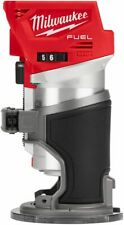 Milwaukee 2723-20 M18 FUEL™ Compact Router, Tool Only (New)