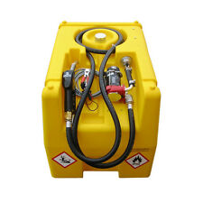 mobiler Dieseltank Carrytank 220 Tankanlage Mobiltank Betankungsanlage 12V Pump