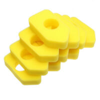 10x Yellow Foam Air Filter For Briggs & Stratton 698369 4216 5088 490-200-0011