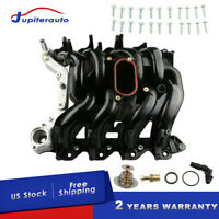 New Upper Intake Manifold w/ Gaskets For Ford F150 F250 F350 Expedition V8 5.4L