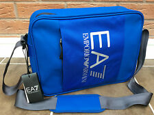 EMPORIO ARMANI EA7 BLUE MESSENGER/CROSSBODY BAG BNWT
