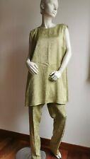 🌟MARINA RINALDI Shirt+Trousers Suit   PLUS size 25- W16USA_54IT_46D_ 50FR_20UK
