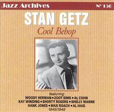 CD NEUF scellé - STAN GETZ - COOL BEBOP 1945/1949 -C48