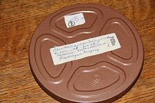 """1960 5"""" 200ft 8mm Color Home Movie Battleship, Spanish Mission, Zoo, Park, Camp"""