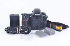 EXC++ NIKON D700 12.1MP DSLR BODY, USA VERSION, 211K ACTS, 2BATTS+CHARGER+STRAP