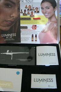 Luminess Air Airbrush Makeup System BC-100 FREE US SHIP