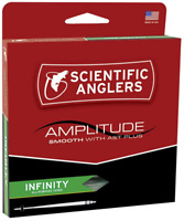 SCIENTIFIC ANGLERS Amplitude Smooth Infinity All-Purpose Taper Fish Line $99.95