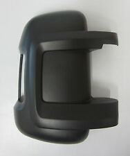 FIAT DUCATO PEUGEOT BOXER CITROEN RELAY 2006 > Door Wing Mirror Cover Right O/S