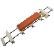 Whetstone Grinder Frame Base Non-Slip Knife Sharpener Stainless Steel Holder New
