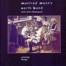 Manfred Mann, Manfred Mann's Earth Band - Criminal Tango [New CD]
