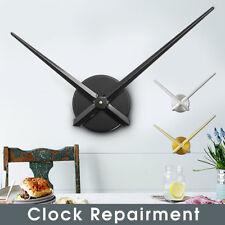 Wall Quartz Clock Movement Mechanism DIY Repair Parts Replacement Large Hands